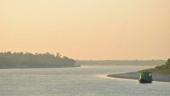 The Sundarbans delta