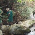 An enforcement team conduct a good patrol in Phou Sitho