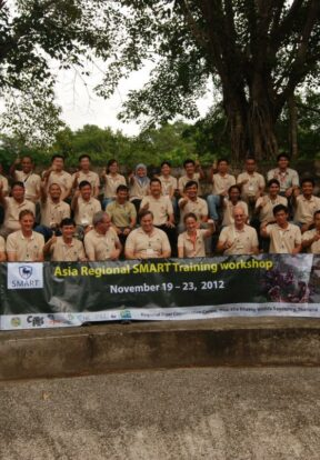 The SOS pilot phase grant supported SMART training the trainers to help effective deployment of the tool