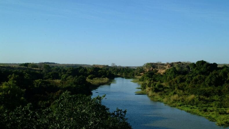 The River Niger and its tributaries is the source of life throughout the WAP Complex and beyond in West Africa