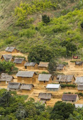 Rural Community, Madagascar
